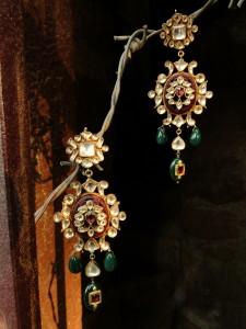 DSC04441 Carved Beauty Earrings
