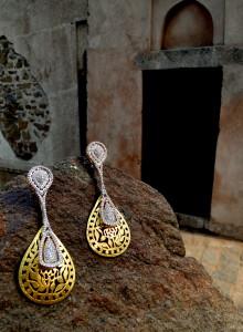 DSC04539 Empress Jali Earrings