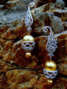 DSC04550 Paisley Earrings