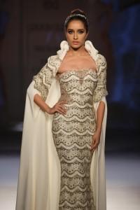 Shraddha Kapoor in Gaurav Gupta Couture