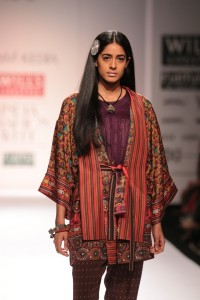 A  Good Girl look with lots of colour by Tanvi Kedia