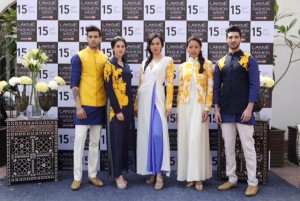 Manish Malhotra's Preview for Lakme' Fashion Week
