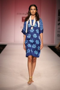 Zubair blue dress