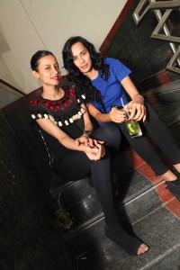Sapna Kumar with Sonalika Sahay