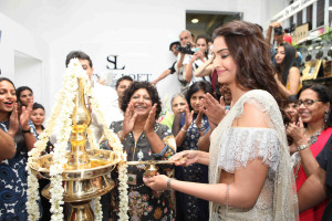 Sonam Kapoor Lamp Lighting